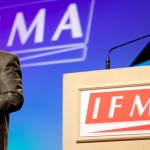 Les McKeown was the keynote presenter at the IFMA President's Conference